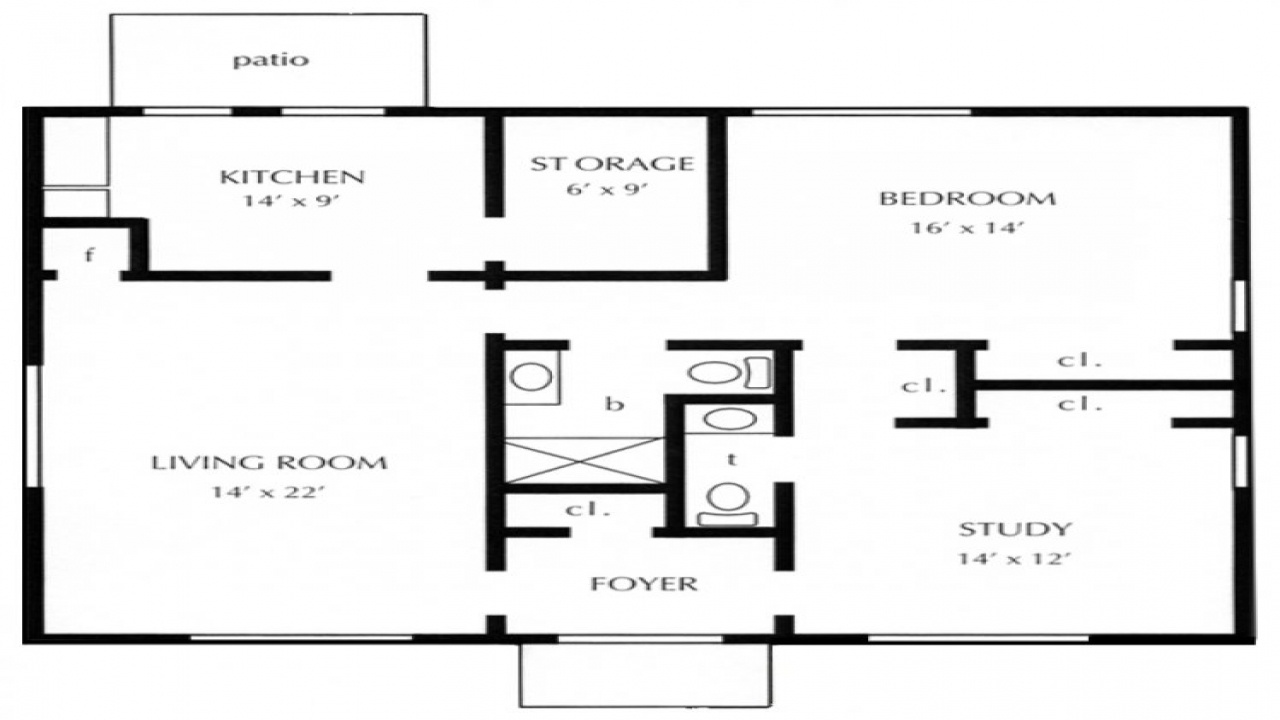 one bedroom cabin floor plans 1 bedroom cottage floor plans sweetheart one bedroom cabin 25321