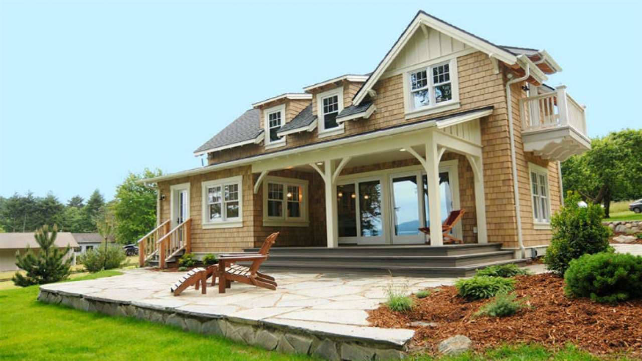 Cottage style prefab homes small modular homes cottage for Ranch style homes in maryland