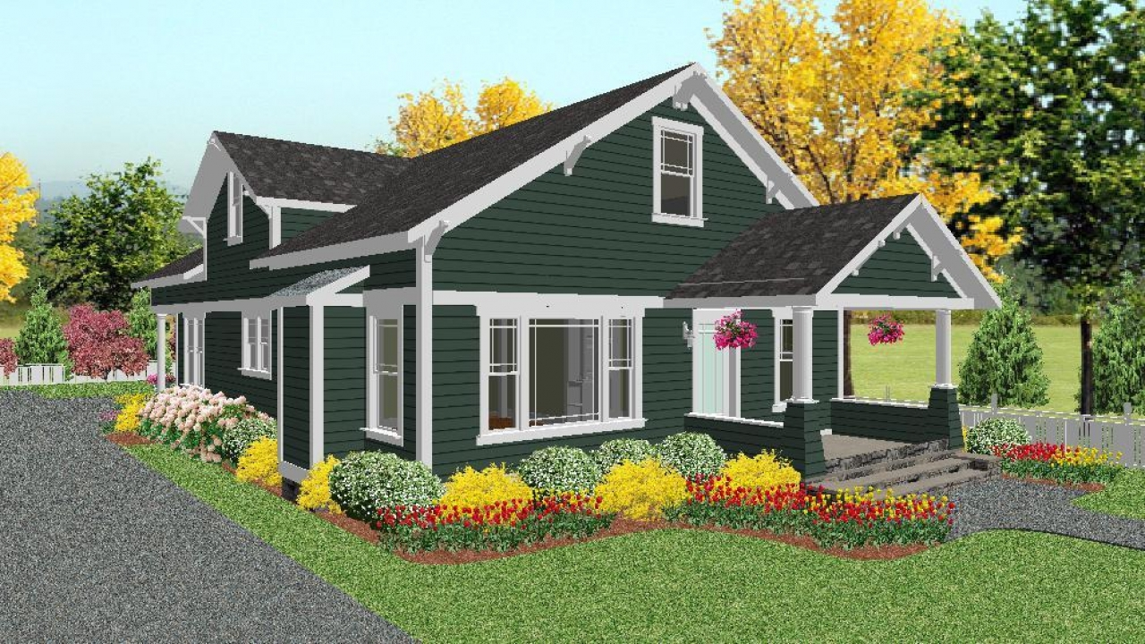Craftsman style modular homes modular homes craftsman for Bungalow prefab homes