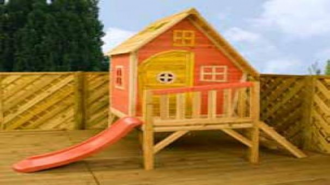 Crooked Cottage Playhouse Crooked Cottage Playhouse Plans