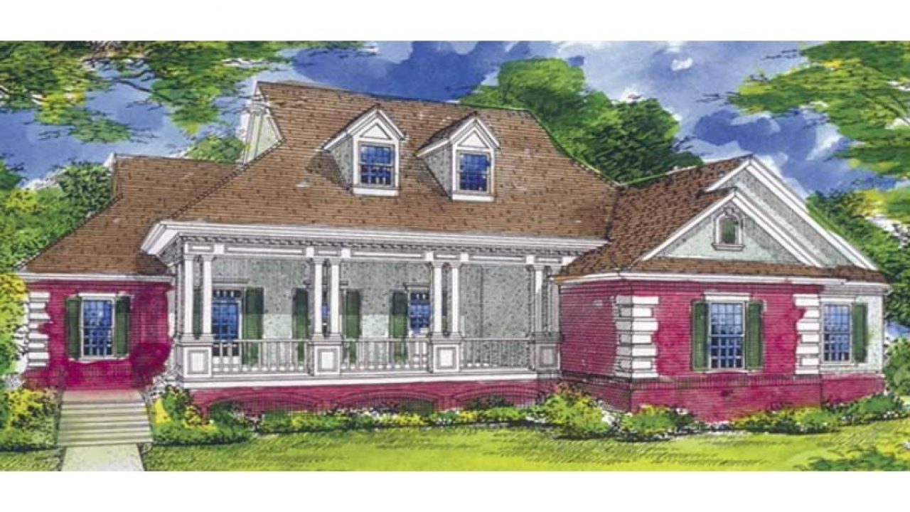English country homes front porch country house plans free for House plan catalogs free