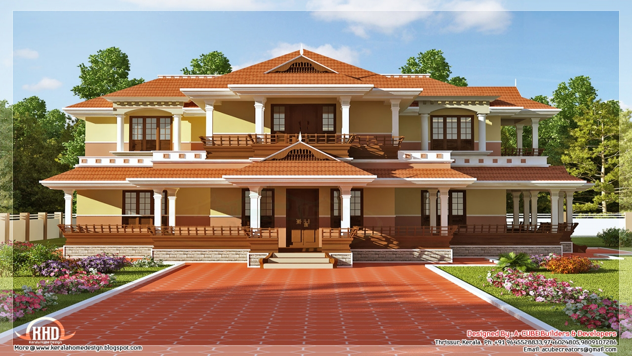 Kerala Model House Design Latest House Design in ...