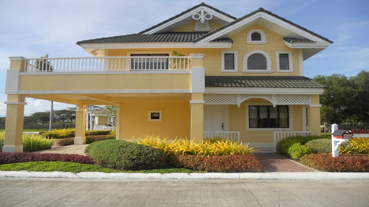 Model House Camella Homes Philippines Camella Homes Floor Plans Savannah Style House Plans