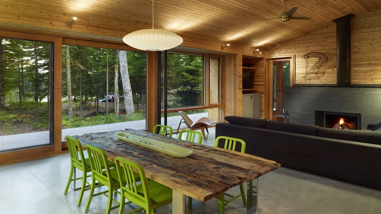Modern Cabin Interior Design Small Cabin Interior Design Ideas Modern Cabin Design