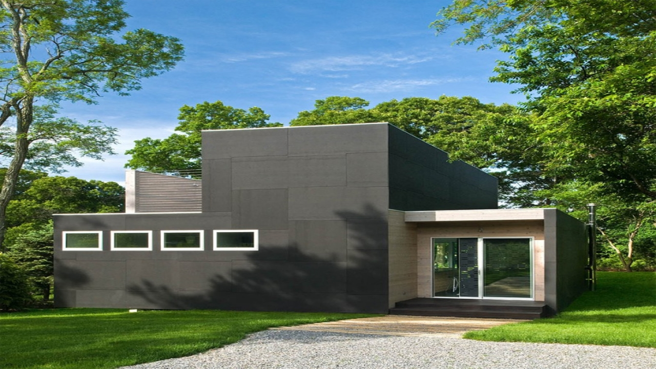Modern exterior house colors cool exterior house colors house plan with loft - Contemporary exterior house paint colors plan ...