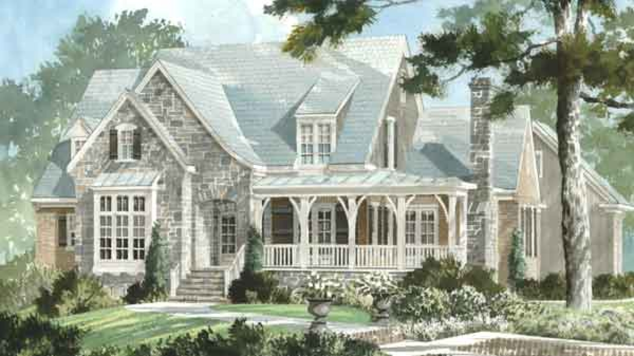 One Story House Plans Southern Living Southern Living
