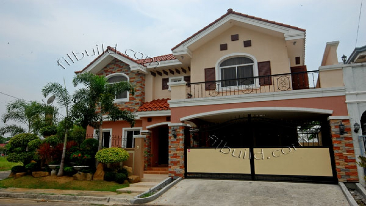 Philippine House Designs With Terrace Simple House Designs