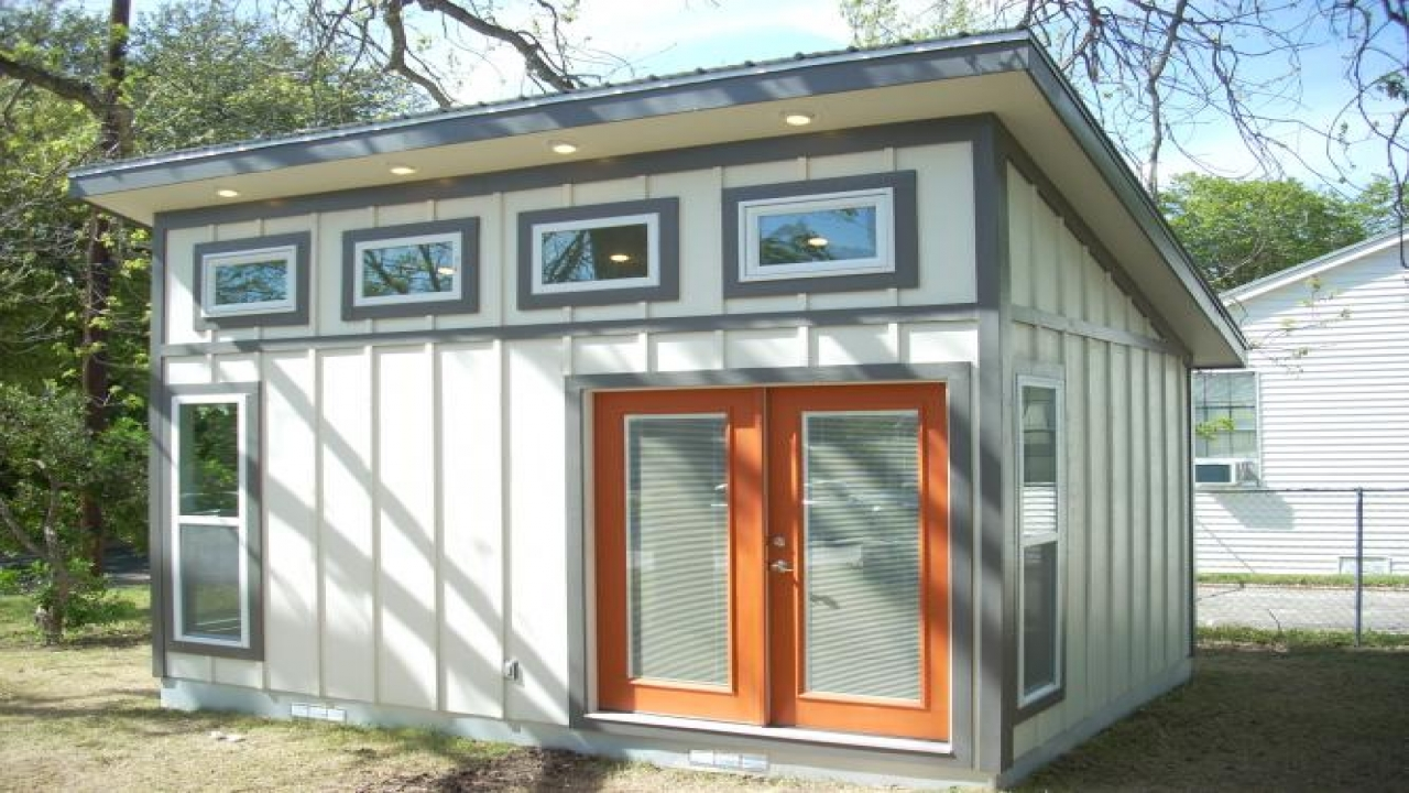 Small Shed Roof House Plans Small Cabin With Shed Roof