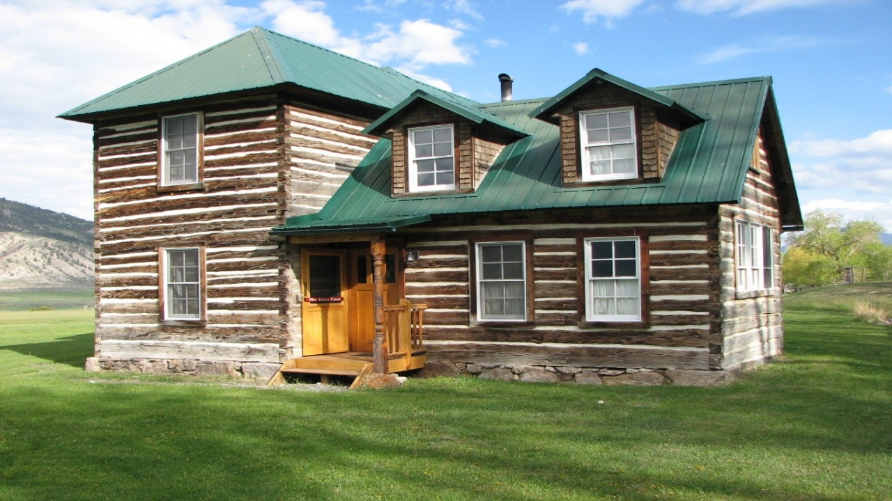 2 story log cabin 2 story log cabin kits 2 story log for Two story log cabin kits