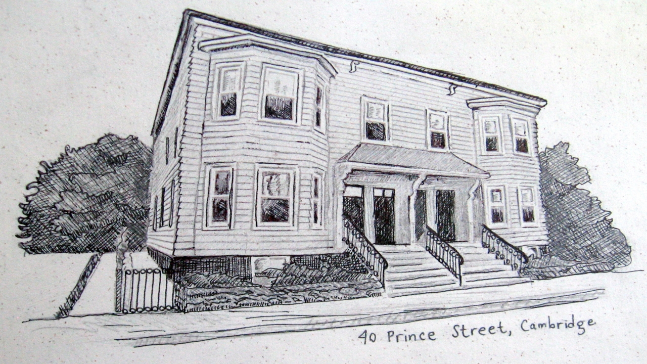 House exterior design drawings pencil drawings of houses for Exterior house drawing