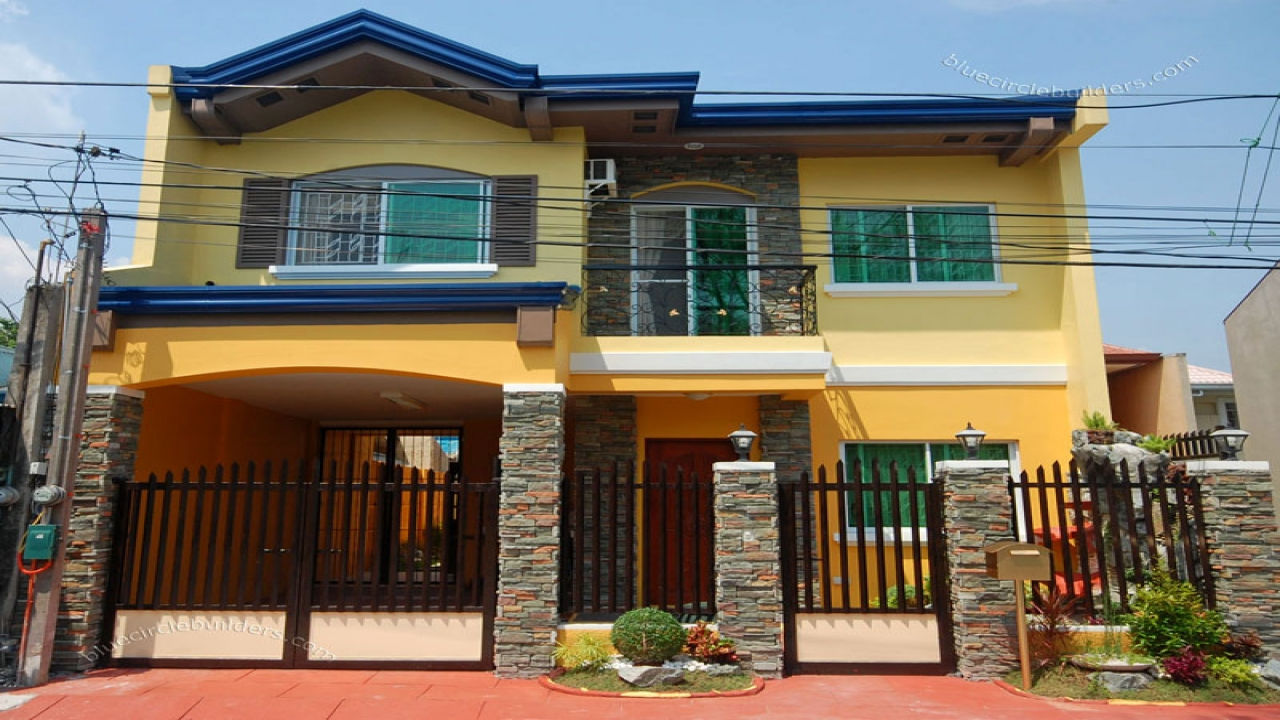 Modern House Design Philippines New House Design In