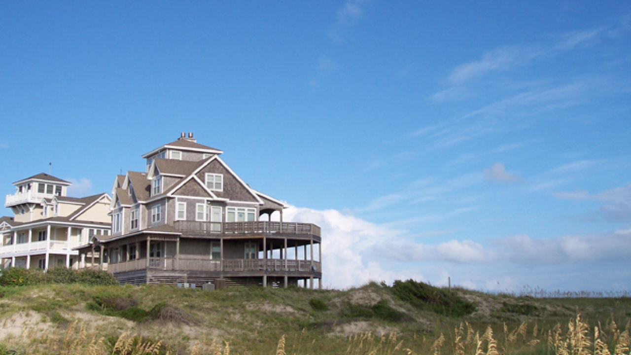 Outer Banks Beach House Rentals X