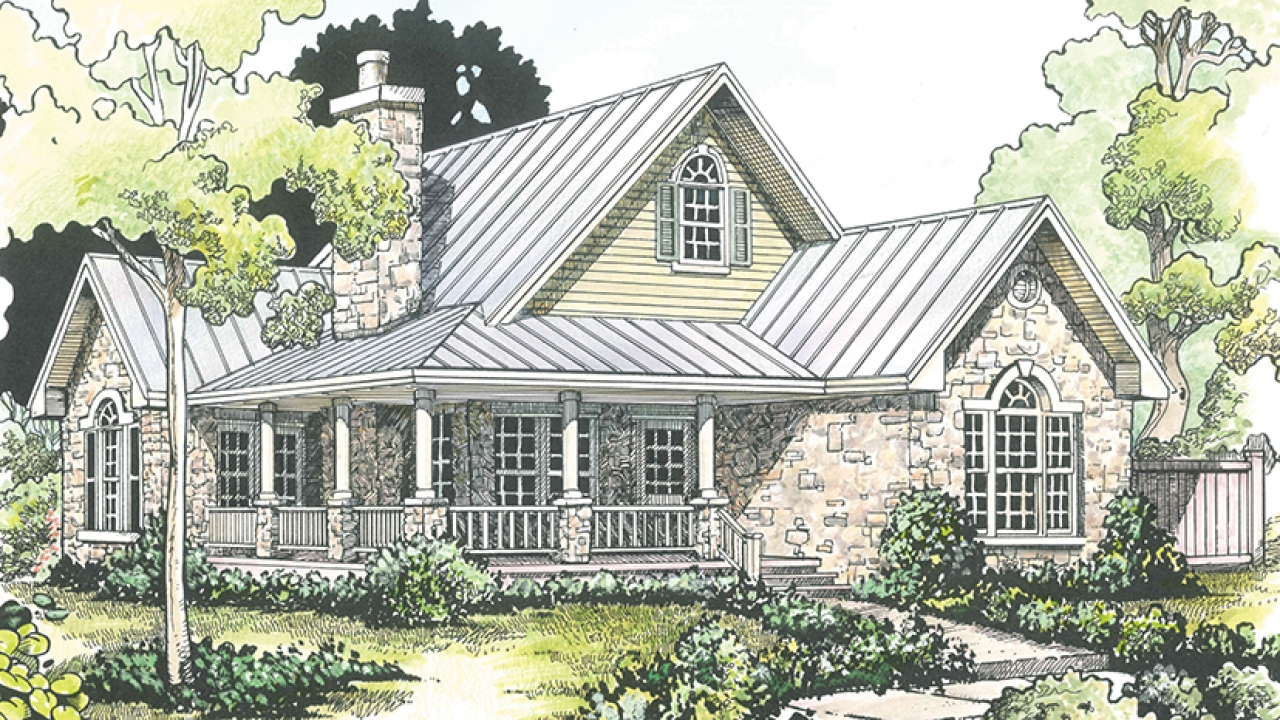 Queen anne style house cottage style homes house plans - Cottage style home plans designs ...