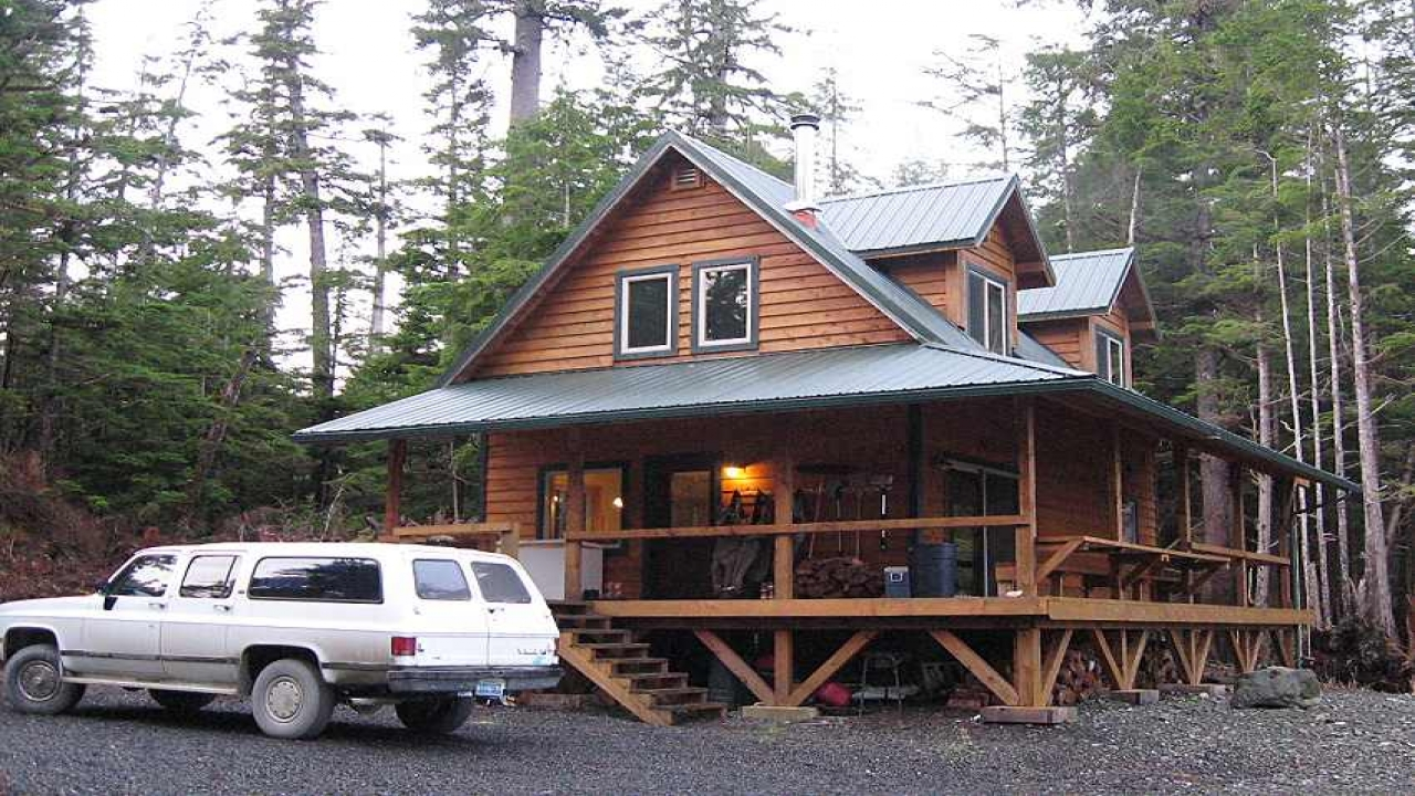 Small cabin plans alaska alaska cabin plans 2 story for Alaska cottage