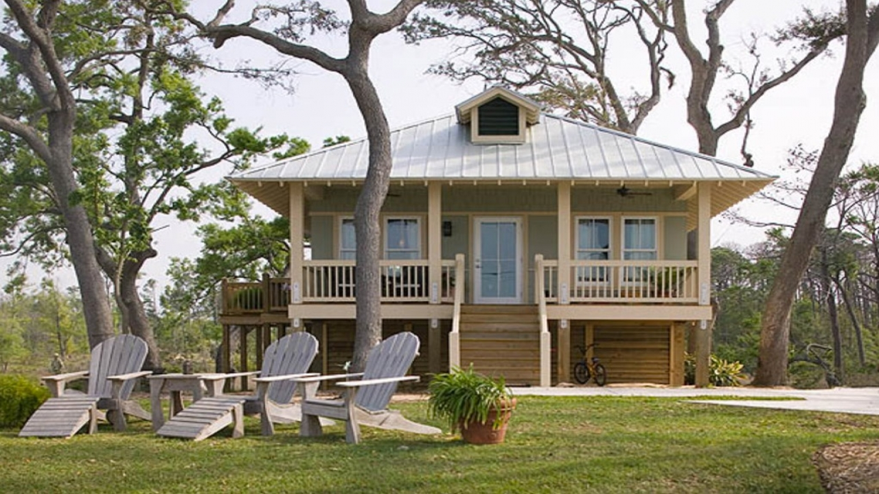 Small Seaside Cottage Plans Small Beach Cottage House ...