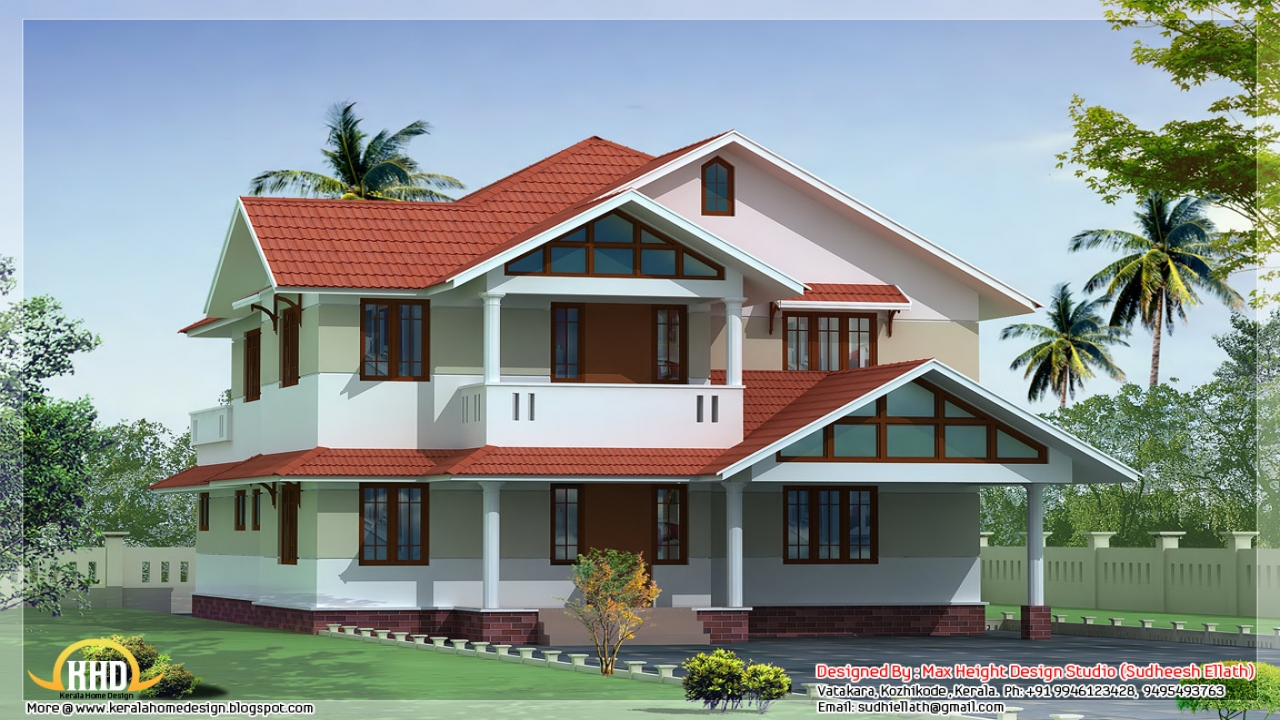 3d house plans sri lanka ranch house plans 3d beautiful for Beautiful 3d home design