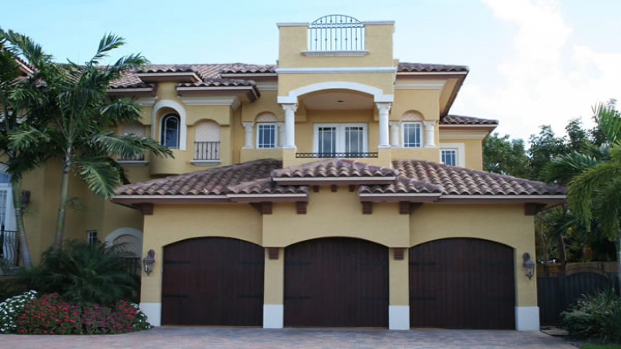 Mediterranean waterfront house plans country house plans for Mediterranean country house