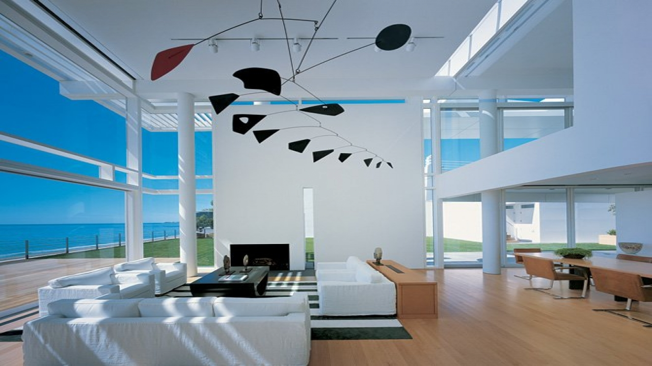 Modern beach house living room beach house living room for B m living room furniture