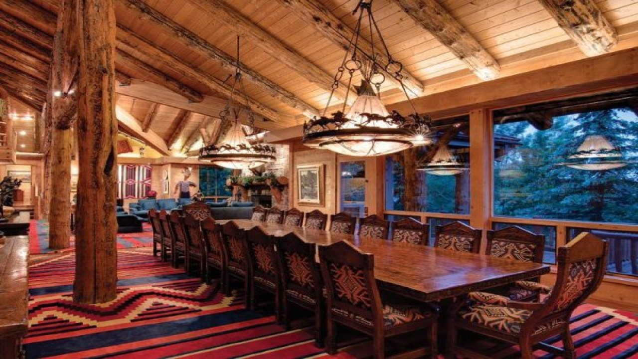 Photos of log cabin homes in park city utah small log for Affitto cabina park city utah