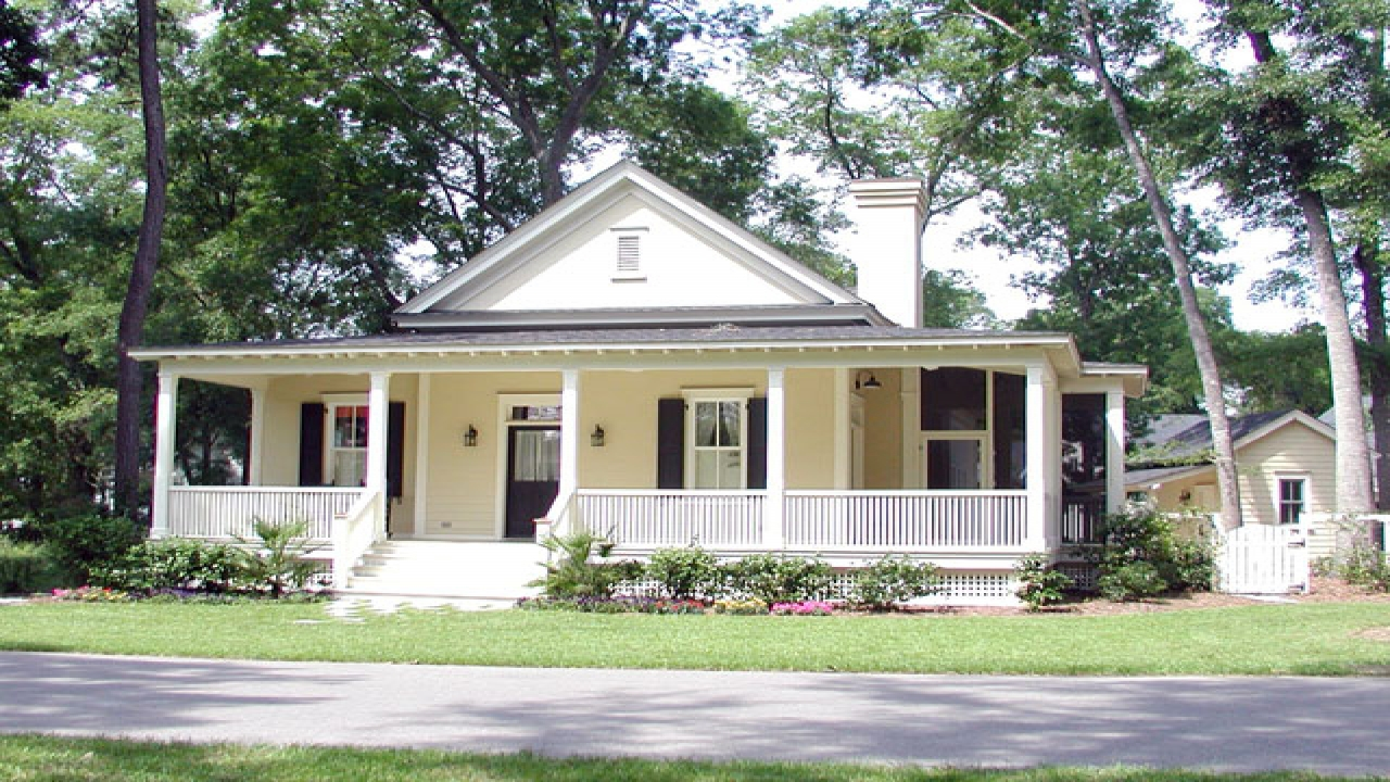 Southern Living House Plans Cabin House Plans Southern