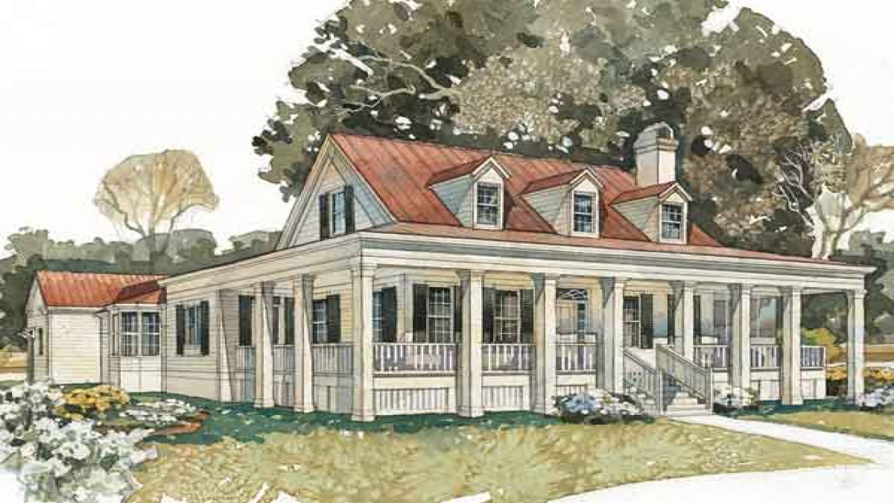 Do It Yourself Home Design: Bayside Homestead Coastal Living Southern Living House Plans Alaska Homesteading, Southern