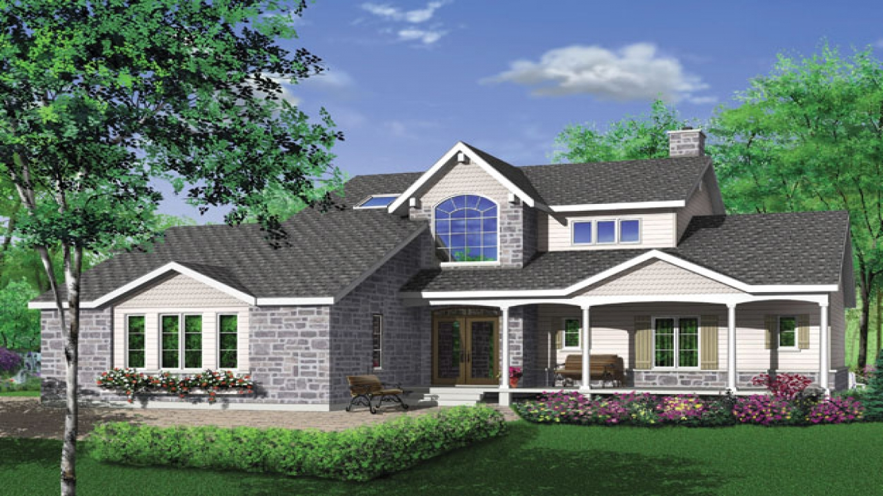 Creative Homeowners House Plans Creative Living Home Plans