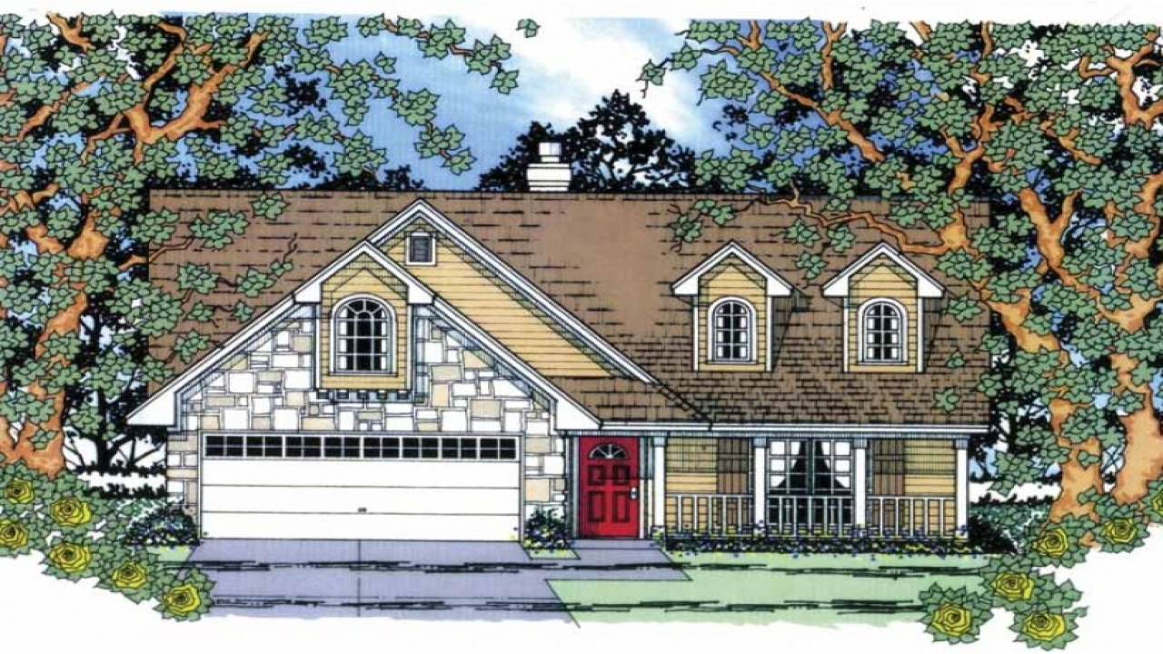 Kda227 fr re co lgjpg charming cottage house plans for Charming house plans