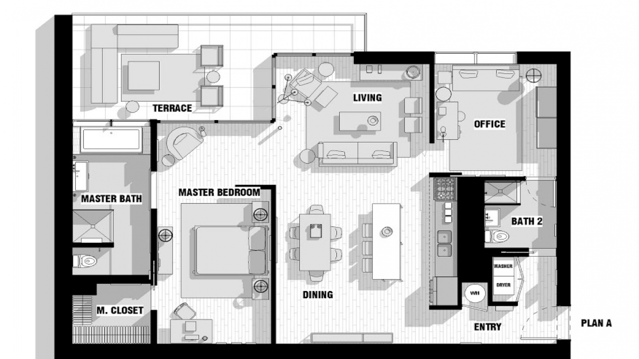 modern loft floor plans loft floor plans with dimensions