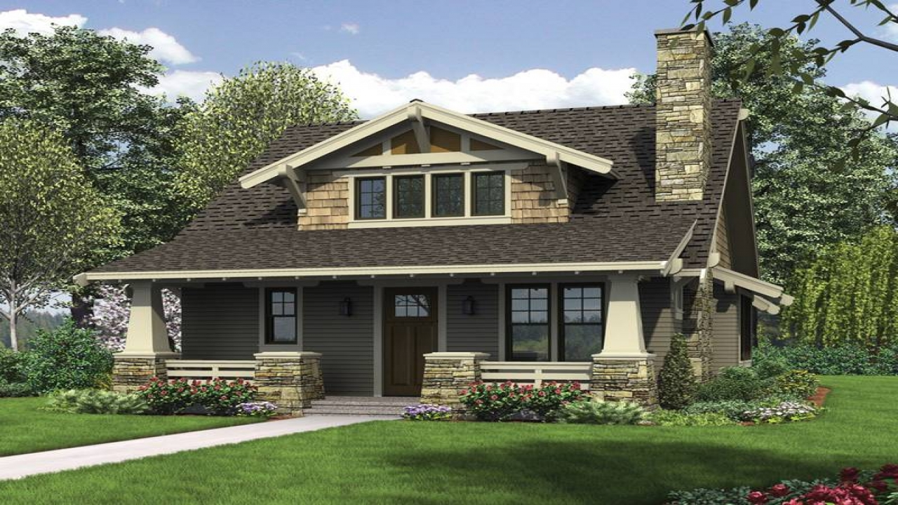 Modern ranch style house plans craftsman style bungalow for Best ranch house plans 2016