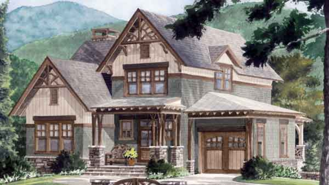 Southern living house plans cabin house plans southern for Retreat house plans