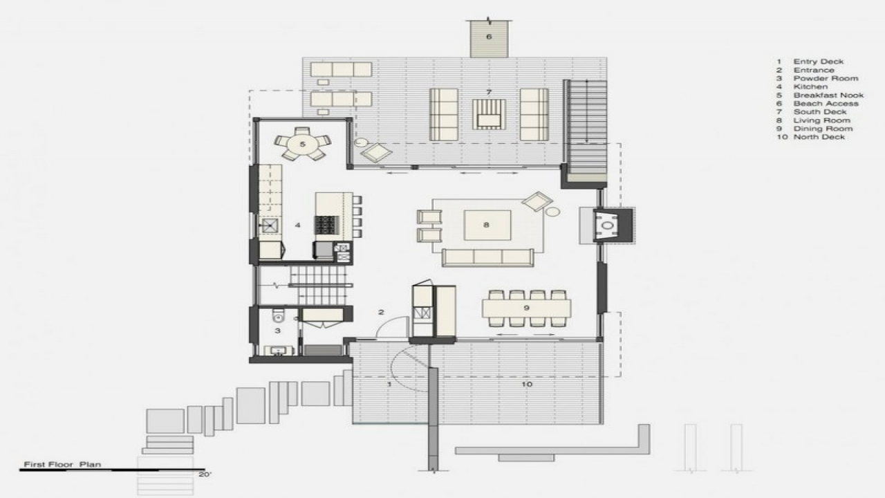 Three story beach house floor plans awesome three story for 3 story house floor plans