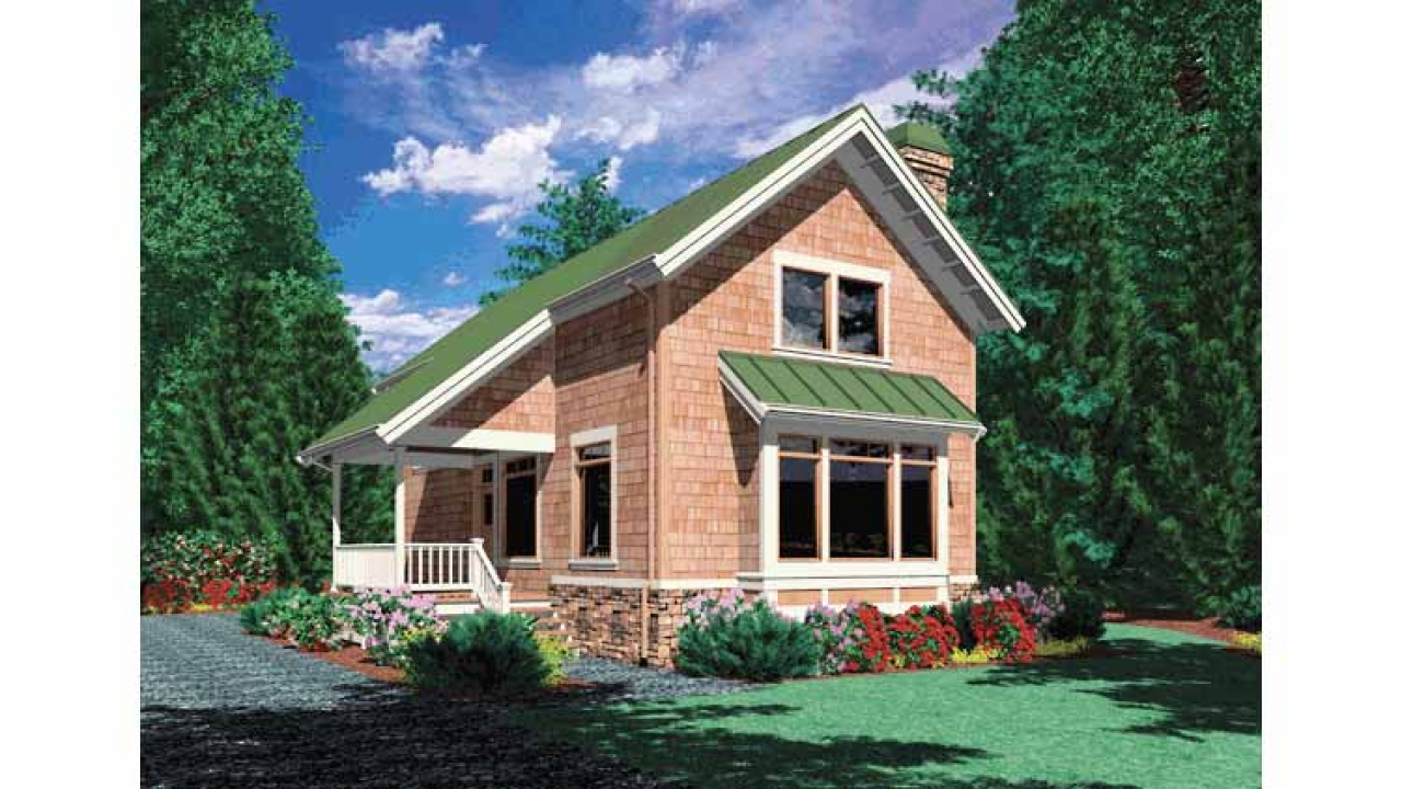 2 bedroom cottage house plans with loft 1920s craftsman for 2 bedroom cottage