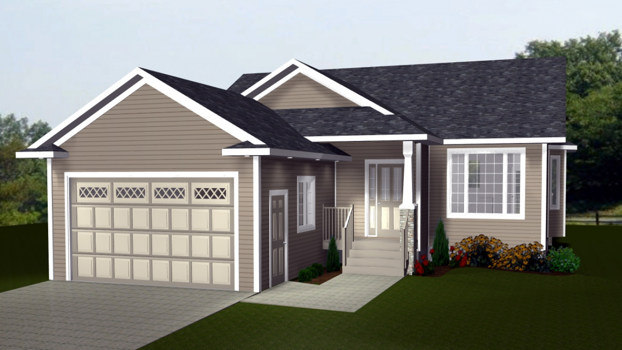 Bungalow House Plans With Garage Bungalow Front Porch With