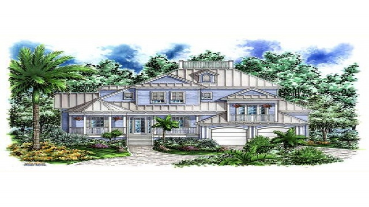 Coastal farmhouse house plans and coastal beach house for Narrow beach house plans on pilings