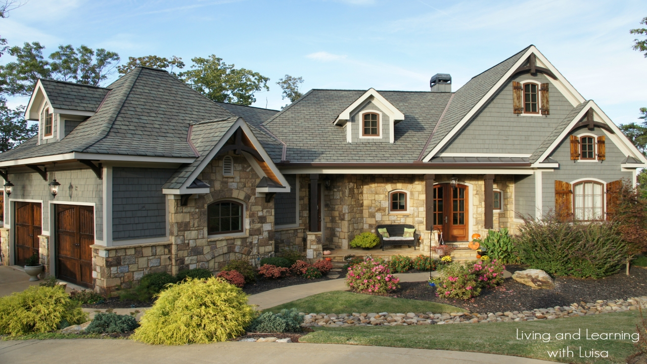 Home Exteriors: Craftsman Style Homes Charlotte NC Craftsman Cottage Home