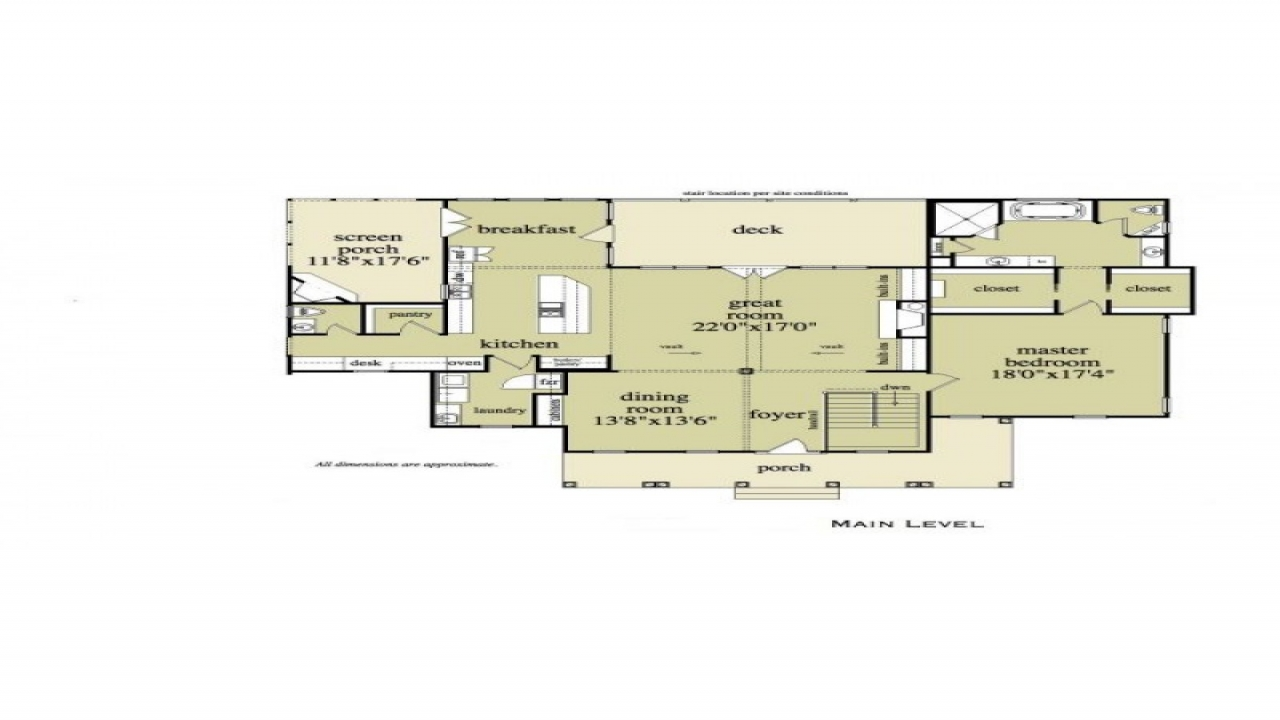Ski lodge house plans lodge house plans with open floor for Ski lodge house plans