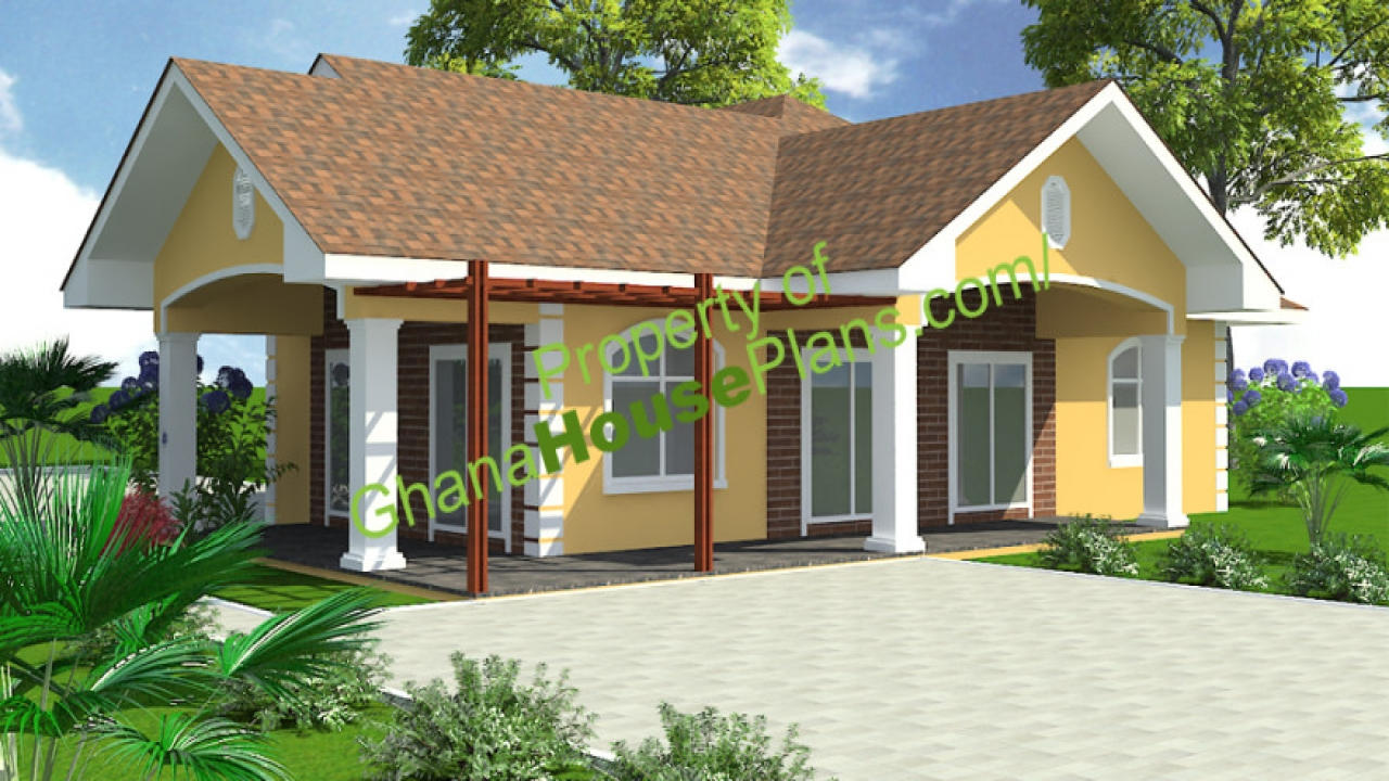 3 bedroom house with garage ghana 3 bedroom house plans for 3 bedroom house with garage