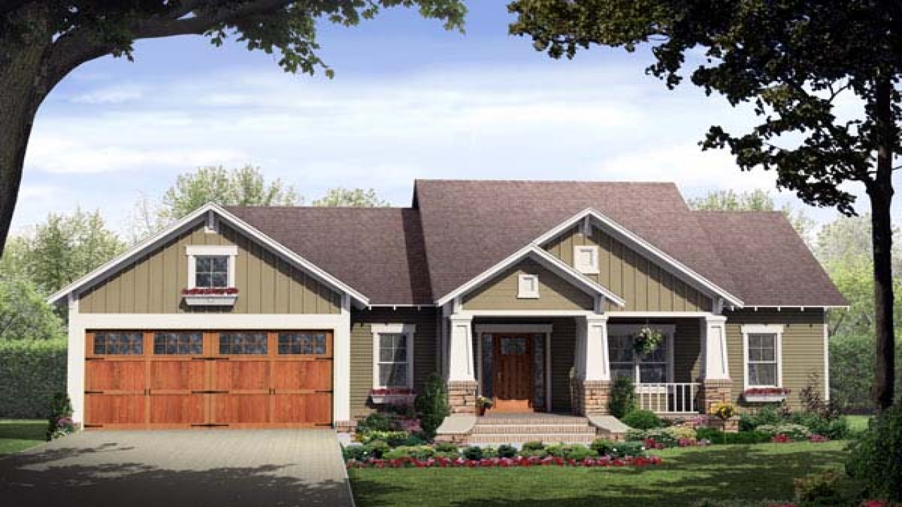 Colonial style home house home style craftsman house plans for Craftsman house plans canada