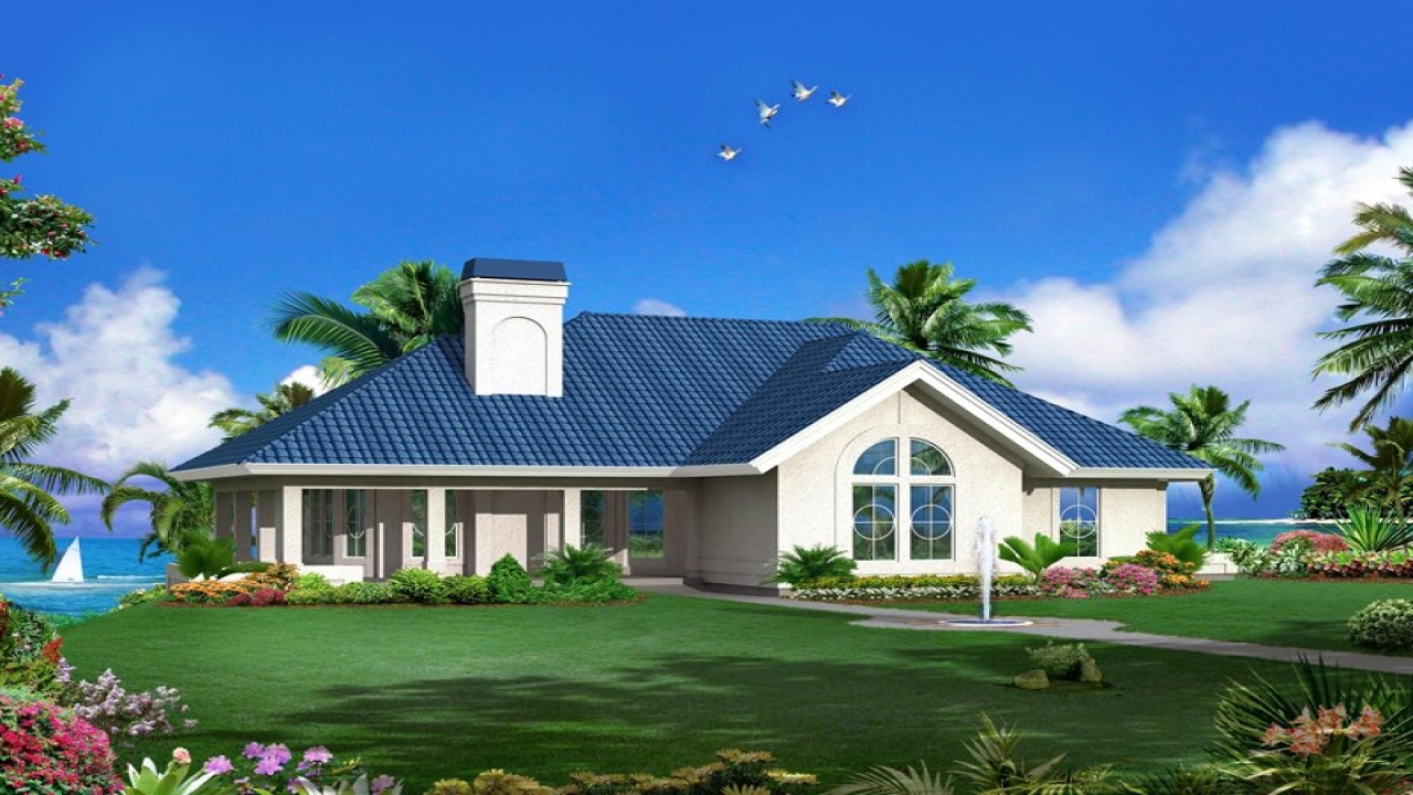Ranch House Plans With Bay Window Ranch House Plans With Open Floor Plan Bay House Plans