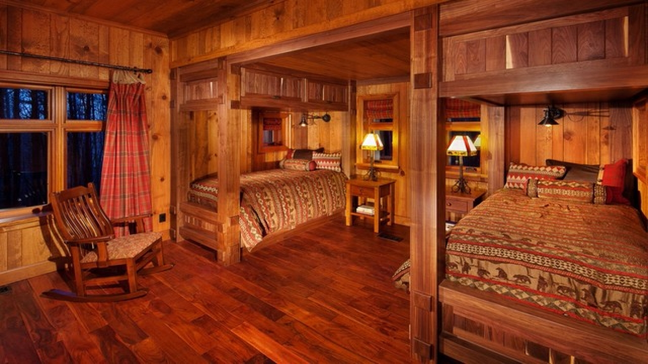 Rustic Cabin Interior Design Bedroom Rustic Log Cabin Interior Design 4 Bedroom Log Cabin Plans
