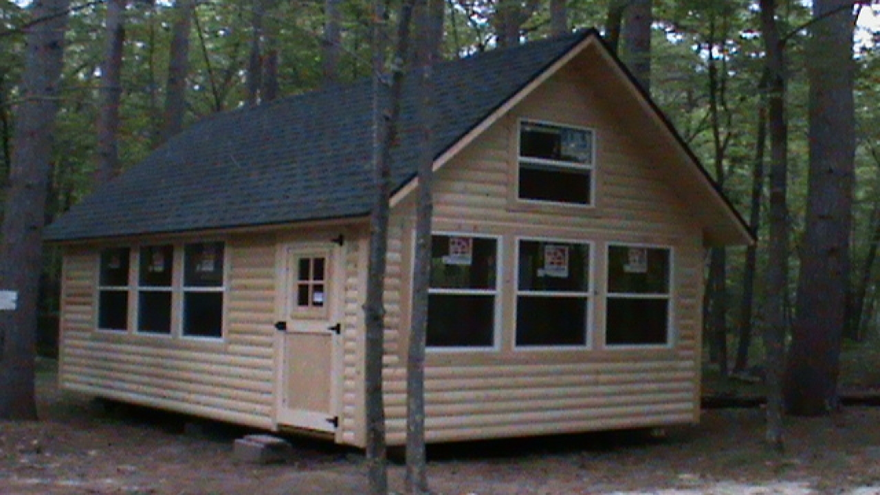 Do It Yourself Home Design: Small Hunting Cabin Plans Small Hunting Cabin Plans With