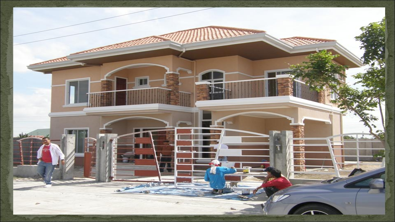 2 storey house design philippines small 2 storey house for Small house plans philippines