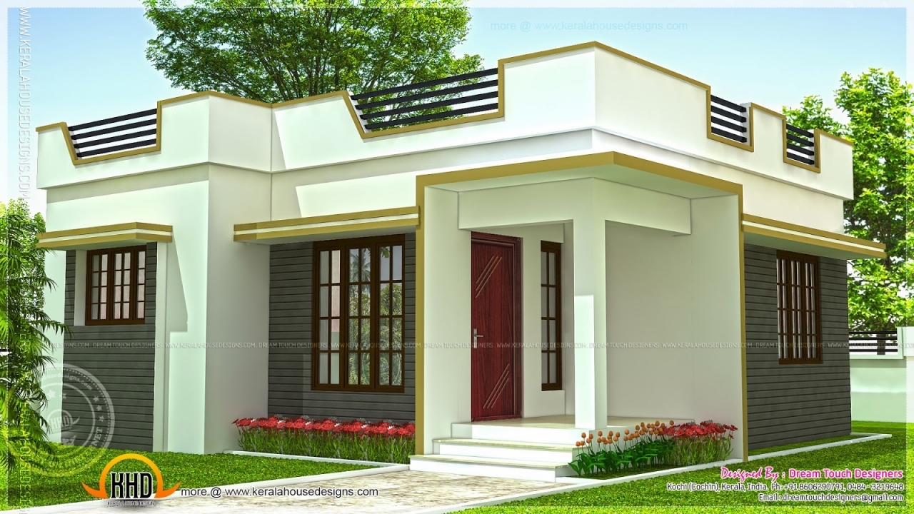 Kerala beautiful houses inside small house plans kerala for Small home plan in kerala