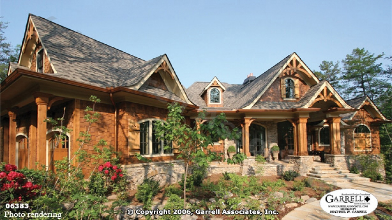 Lodge style home plans western lodge house plans rustic for Rustic lodge