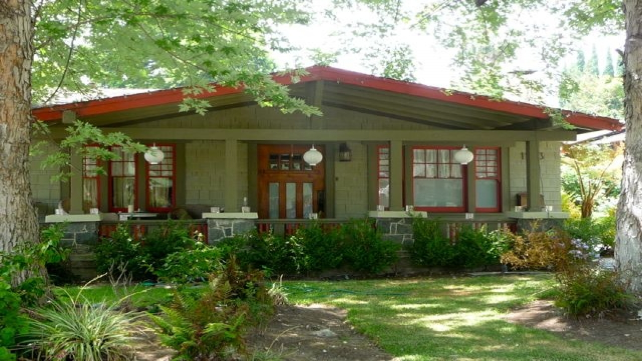 Modern bungalow style homes california bungalow style - What is a bungalow ...