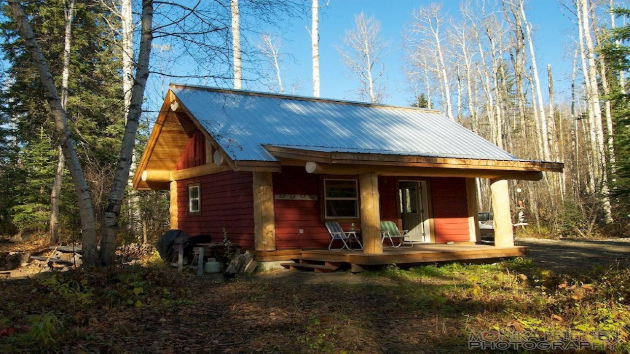 Post And Beam Small Cabin Plans Small Post And Beam