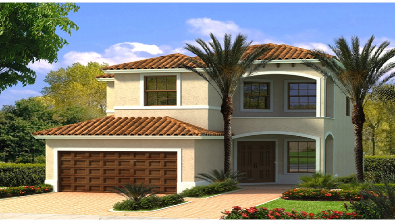 Simple tropical house plans one story bungalow house plans for Simple tropical house plans