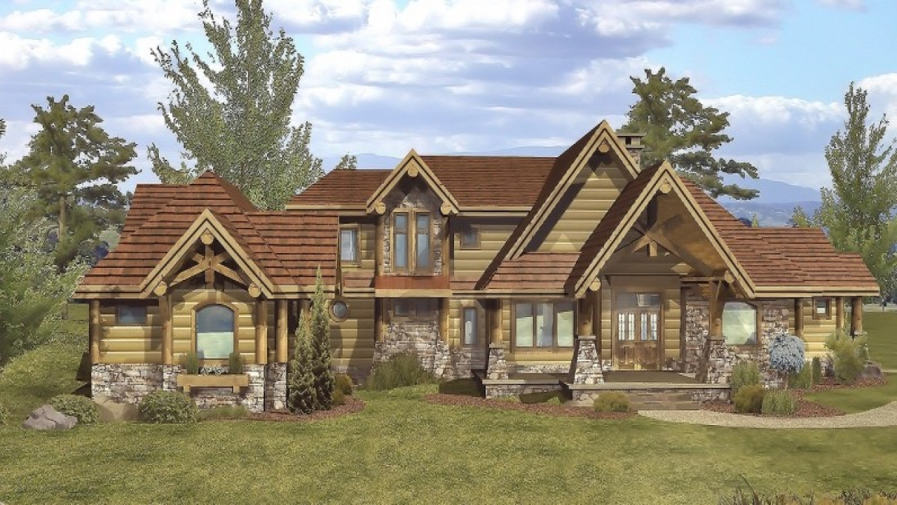 Small rustic log homes rustic log home floor plans rustic for Rustic log homes