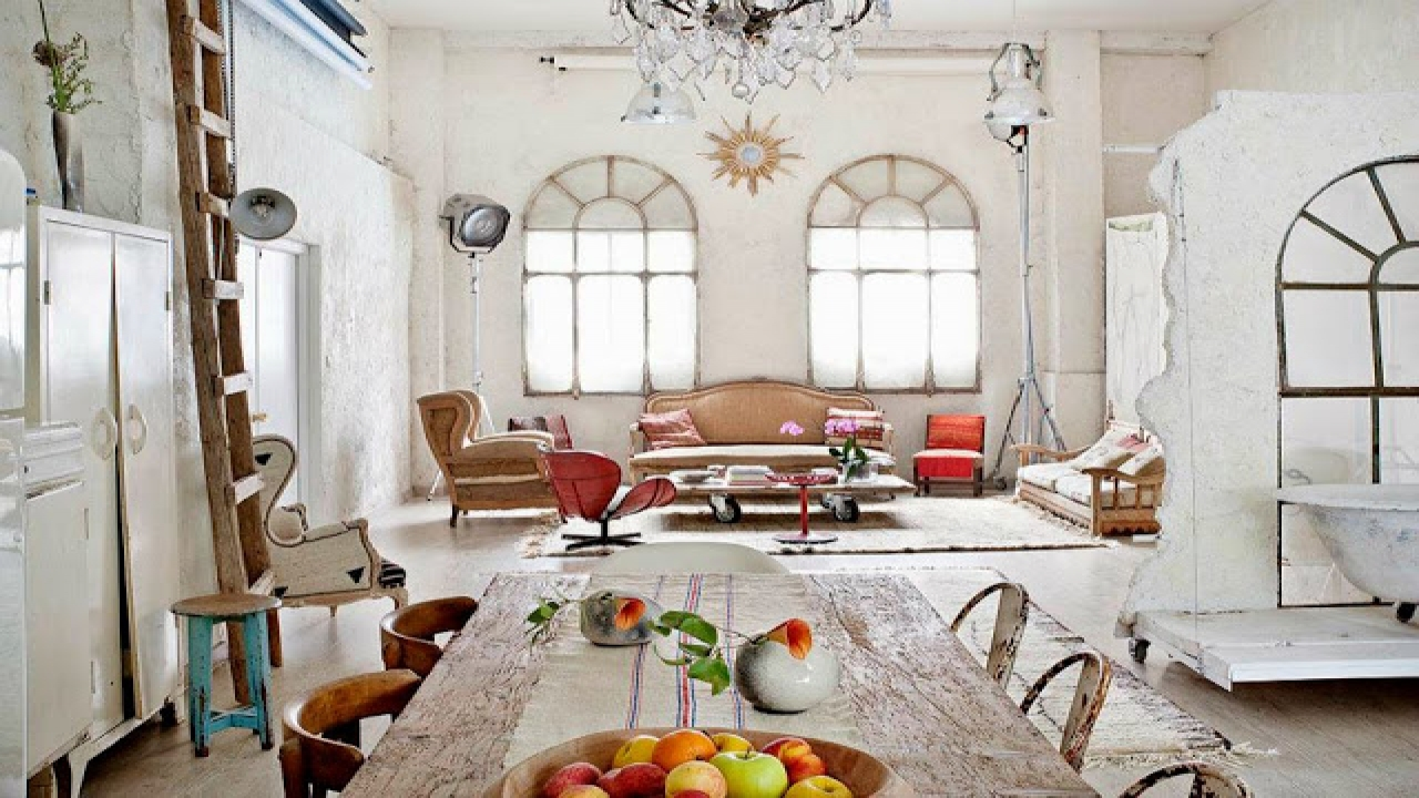 Vintage eclectic interior design eclectic modern interior for Modern eclectic decor