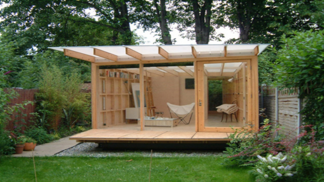 Whimsical garden sheds garden shed ideas building little for Garden building ideas